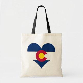 Buy Colorado Flag Tote Bag
