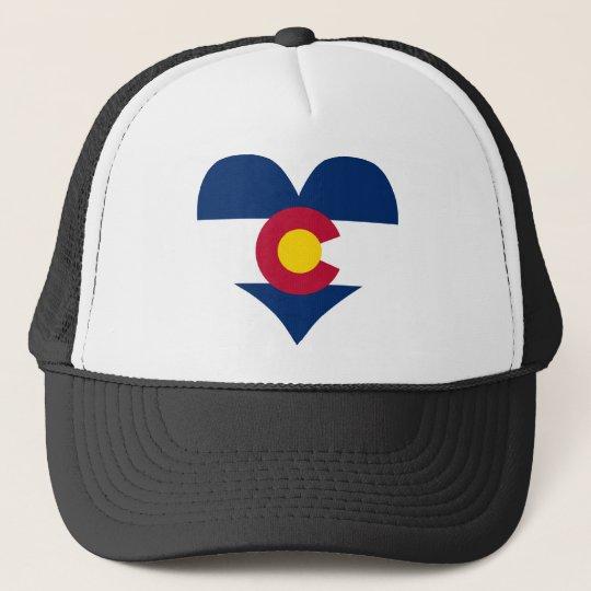 Buy Colorado Flag Trucker Hat