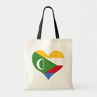 Buy Comoros Flag Bags