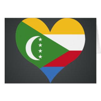 Buy Comoros Flag Cards