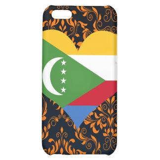 Buy Comoros Flag Case For iPhone 5C