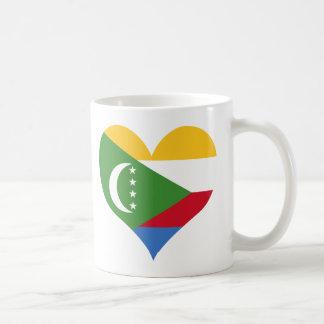 Buy Comoros Flag Coffee Mug