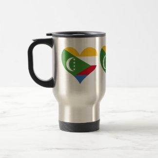 Buy Comoros Flag Coffee Mugs