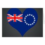 Buy Cook Islands Flag Card