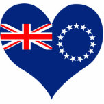 Buy Cook Islands Flag Photo Cutout