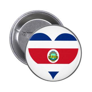 Buy Costa Rica Flag 2 Inch Round Button