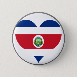 Buy Costa Rica Flag Pinback Button