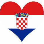 Buy Croatia Flag Cut Out