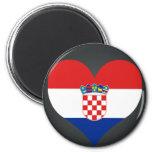 Buy Croatia Flag Refrigerator Magnet