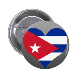 Buy Cuba Flag Pinback Button