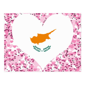Buy Cyprus Flag Postcard