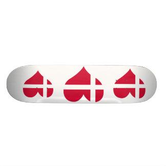 Buy Denmark Flag Skate Decks