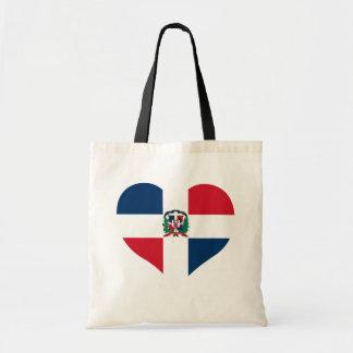 Buy Dominican Republic Flag Canvas Bags