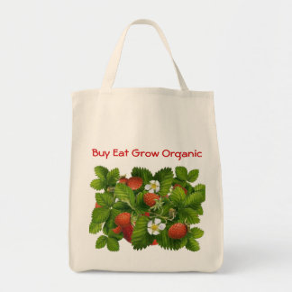 Buy Eat Grow Organic bag
