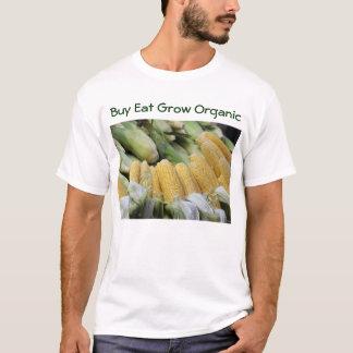 Buy Eat Grow Organic mens shirt