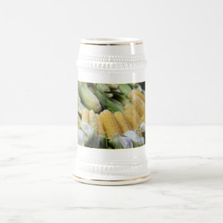 Buy Eat Grow Organic stein Mug