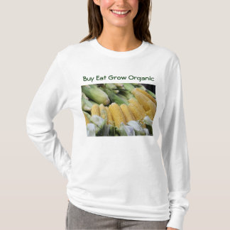 Buy Eat Grow Organic womens hoodie