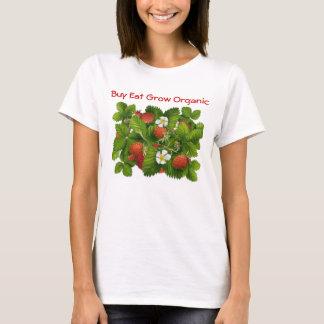 Buy Eat Grow Organic womens shirt