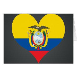 Buy Ecuador Flag Greeting Card