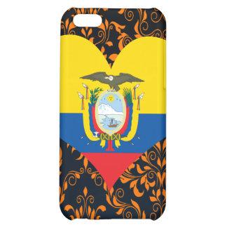 Buy Ecuador Flag iPhone 5C Cover