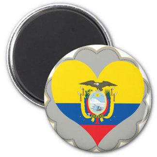 Buy Ecuador Flag Refrigerator Magnets