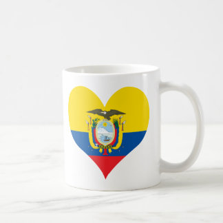 Buy Ecuador Flag Mugs