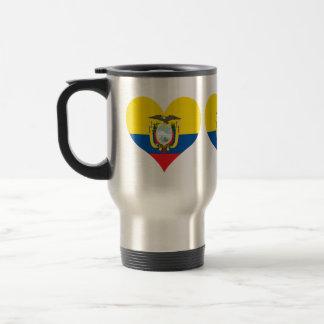 Buy Ecuador Flag Mug