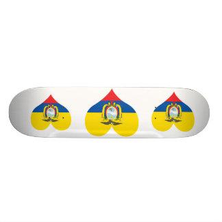 Buy Ecuador Flag Skateboard Decks