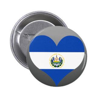 Buy El Salvador Flag Pinback Buttons