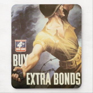 Buy Extra Bonds Mouse Pad