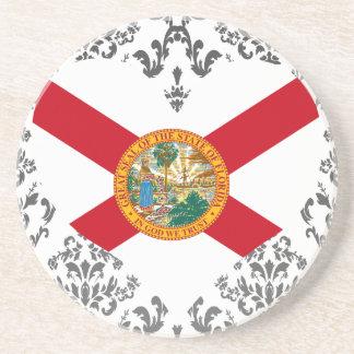 Buy Florida Flag Beverage Coasters
