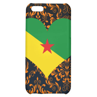 Buy French Guiana Flag Cover For iPhone 5C