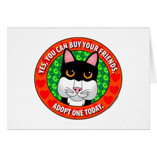 Buy Friends-Cat Greeting Cards
