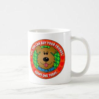 Buy Friends-Dog Coffee Mug