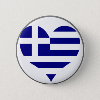 Buy Greece Flag Pinback Button