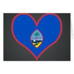 Buy Guam Flag Greeting Card