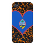 Buy Guam Flag iPhone 4/4S Covers