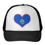 Buy Guam Flag Mesh Hat