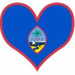 Buy Guam Flag Photo Sculpture