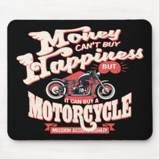 Buy Happiness Mouse Pad
