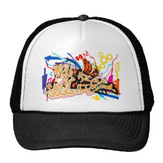 Buy high, sell higher mesh hat