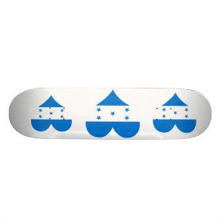 Buy Honduras Flag Skate Deck