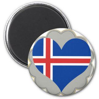 Buy Iceland Flag Magnet
