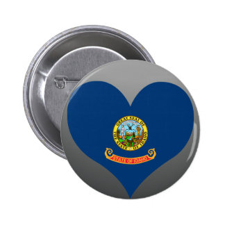 Buy Idaho Flag Pinback Button