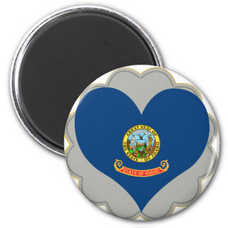 Buy Idaho Flag Fridge Magnet