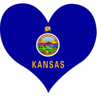 Buy Kansas Flag Photo Cutout