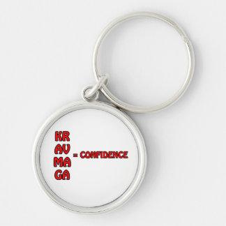 Buy Krav Maga Confidence Keychains