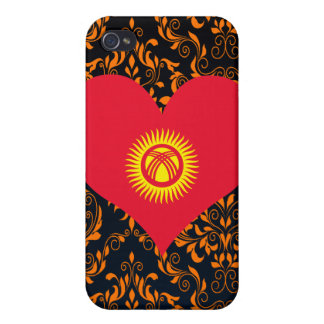 Buy Kyrgyzstan Flag iPhone 4/4S Case