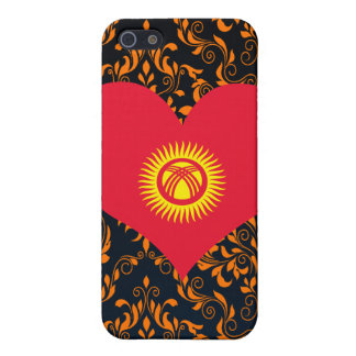 Buy Kyrgyzstan Flag iPhone 5/5S Cover
