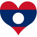 Buy Laos Flag Photo Cut Outs
